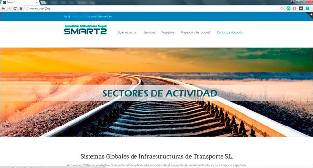 Smart2 infraestructuras de transporte